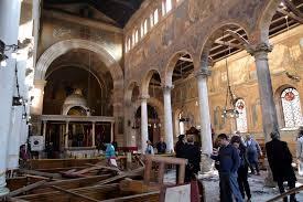 Cairo, igreja Copta.jpg