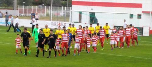 Seniores 0 Beira Mar 1