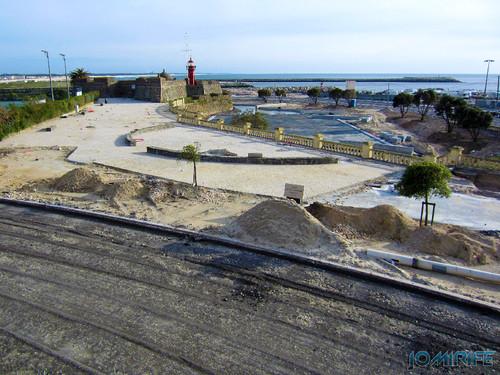 Obras zona Forte Santa Catarina - Figueira da Foz