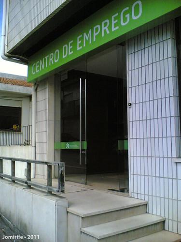 No Centro de Emprego