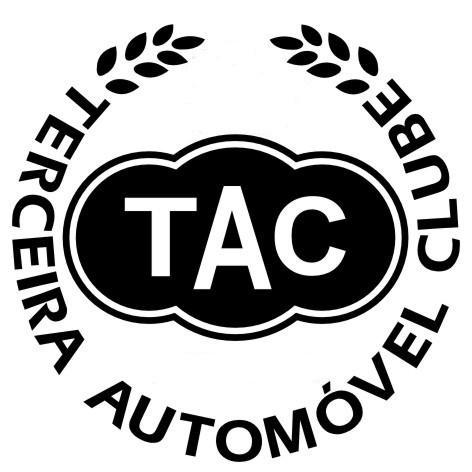 O emblema dos ralis na Ilha Terceira...