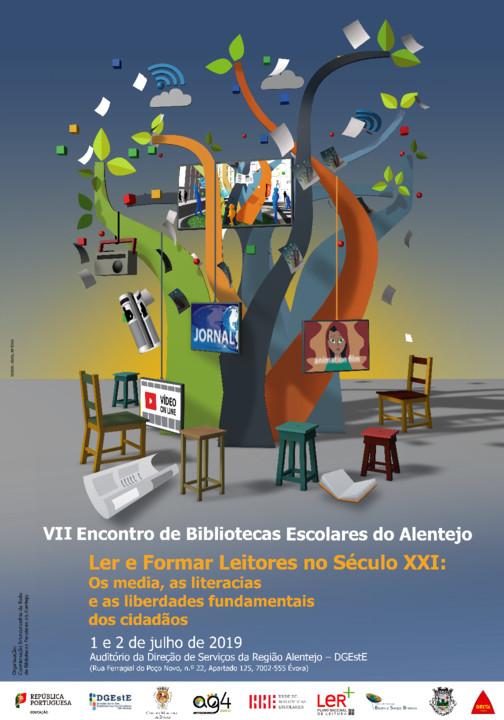 Ler e Formar Leitores no século XXI – os media, as literacias e as liberdades fundamentais dos cidadãos | évora