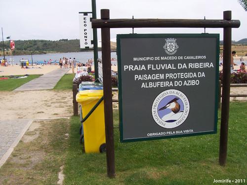 Macedo de Cavaleiros - Praia fluvial da Ribeira