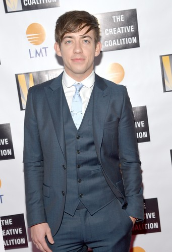 Kevin McHale at the event of Creative Coalition & Lanmark Technology