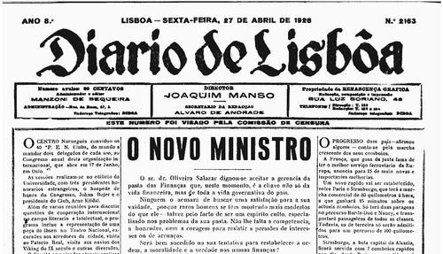 D.L. Nº 2163, 27 de Abril de 1928