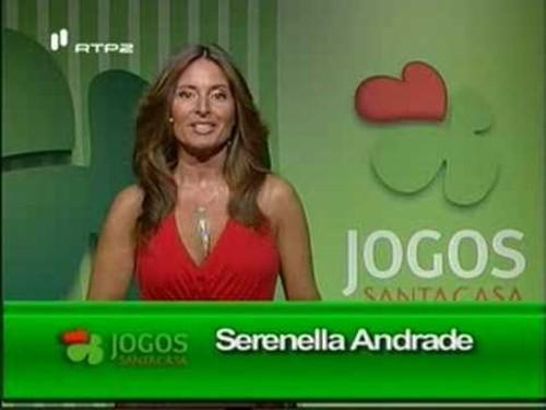 Serenella Andrade Apresenta