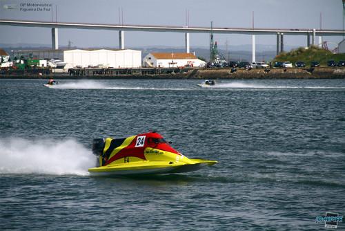 GP Motonautica (209) Corrida F4 - Luís Vilaverde