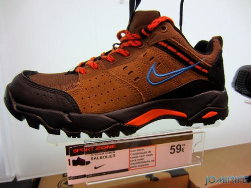 Calçado Outdoor Montanha da Nike Salbolier [en] Outdoor Footwear Nike Salbolier