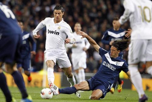 28.ªJ: Real Madrid-Málaga