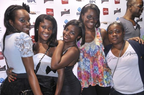 ANGOLA FASHION WEEK 2010 | AFTER PARTY