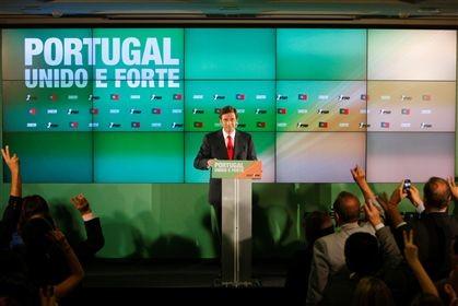 Portugal precisa de ser unido e forte...