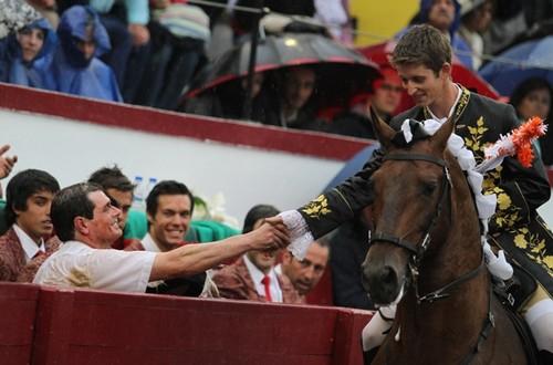 Rui Lopes dedica a lide a Marco Fontes...