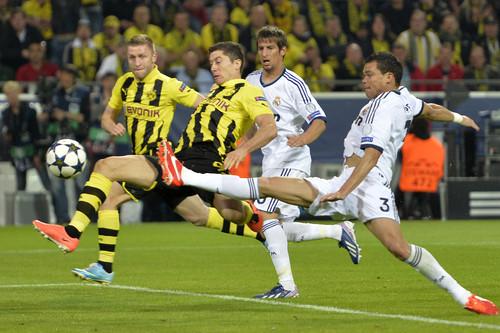 LC 12/13: Borussia-Real Madrid