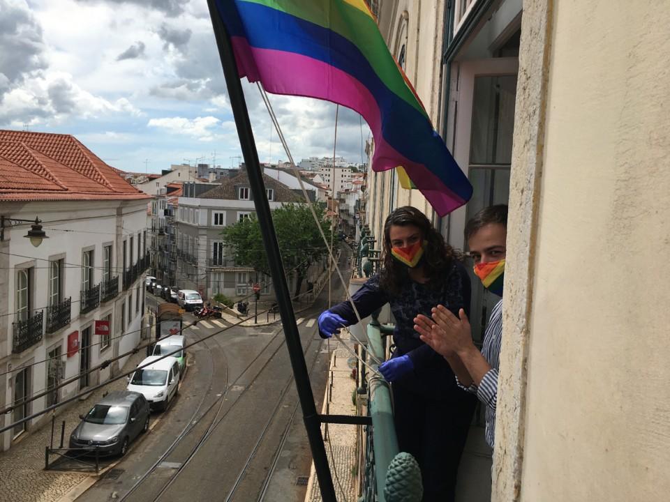 Junta de Freguesia Misericórdia Lisboa Homofobia