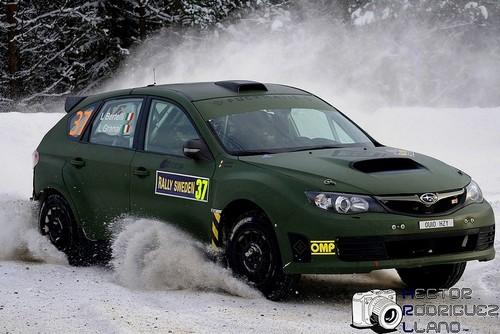 Lorenzo Bertelli - Subaru Impreza Sti...