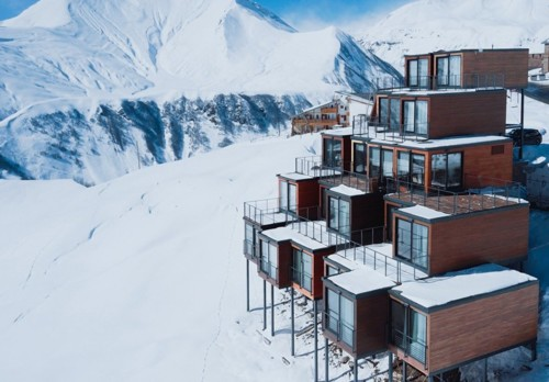 quadrum-ski-yoga-resort-georgia-shipping-container