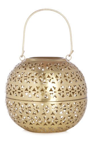 kimball-missing-round lantern gold, grade missing,
