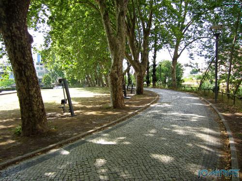 Jardim do Polis Leiria (Centro) - Circuito de Manutenção Física (3) [en] Polis Garden of Leiria, Portugal