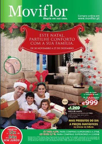 Antevisão Folheto natal | MOVIFLOR | de 30 novembro a 27 dezembro