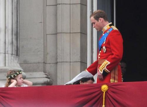 A melhor fotografia do casamento real