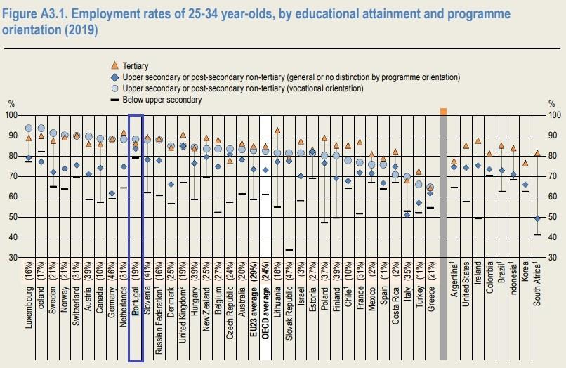 Emprego no ensino superior OCDE.jpg