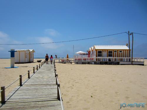 Bar de praia da Figueira da Foz #6 - Amarelo e branco (2) Beach Bar in Figueira da Foz