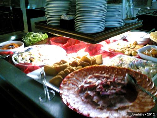 Restaurante «A Grelha» Pratos: Entradas