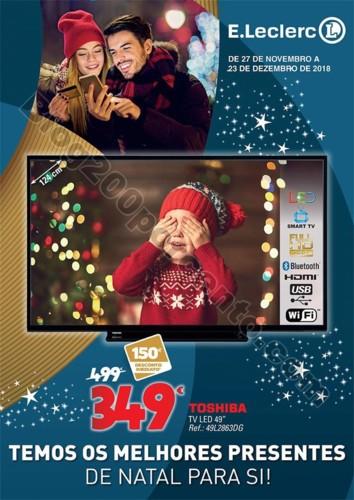 Bazar E-LECLERC Natal promoções 27 novembro p1.j
