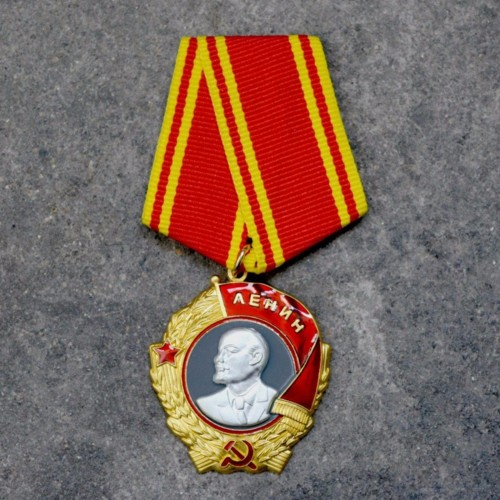 Soviet-Union-Order-of-Lenin-Medal-Russia-Badges-Wi