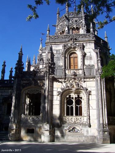 Sintra: Quinta da Regaleira - Palácio