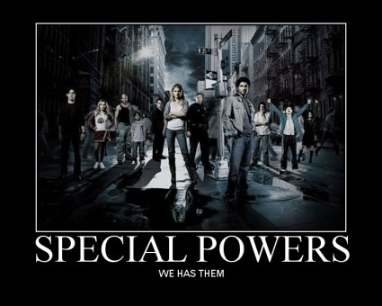 Special Powers