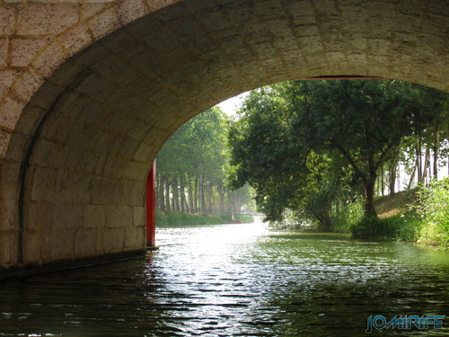 Jardim do Polis Leiria (Oeste) - Ponte antiga (2) [en] Polis Garden of Leiria, Portugal