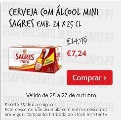 Super-Preço | CONTINENTE | Cerveja Super-Bock