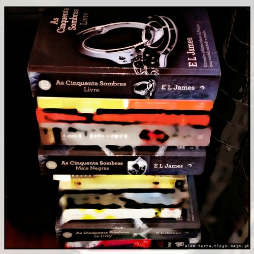 As Cinquenta Sombras Livre - E L James