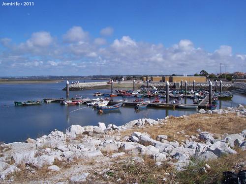 Núcleo piscatório da Cova-Gala - Barcos