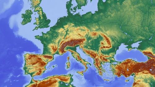 constatações sobre a europa