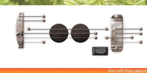 Tocar guitarra eletrica online