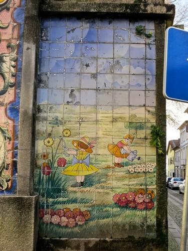 771 azulejo em vila do conde 8 azulejos na minha terra for Azulejos conde