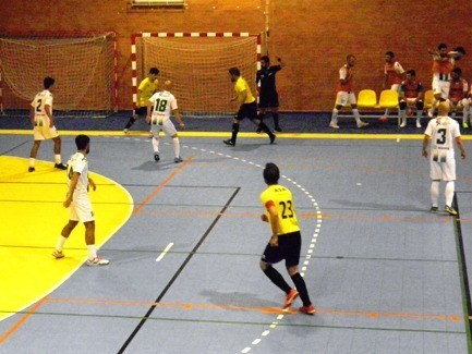 Pampilhosense - Prodema 4ªJ DH Futsal 13-10-18 1.