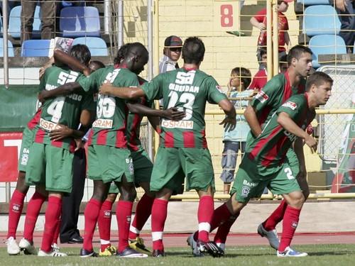 4ª J: Marítimo 1-2 Sp. Braga