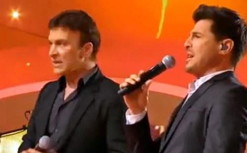 Qui Saura - Nos fiançailles - Tony Careira com Vincent Niclo