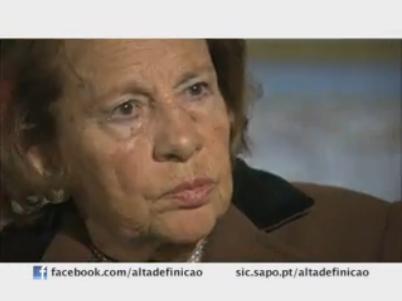Esposa de Mário Soares em 'Alta Definição' - SIC Blogue