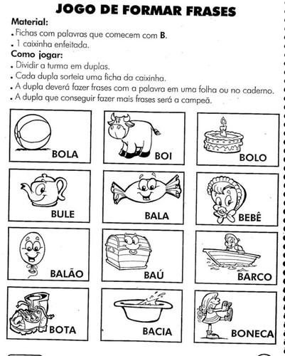 Atividades De Português Para O 2º Ano O Mundo Das Crianças