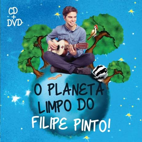 Felipe Pinto, Planeta Limpo