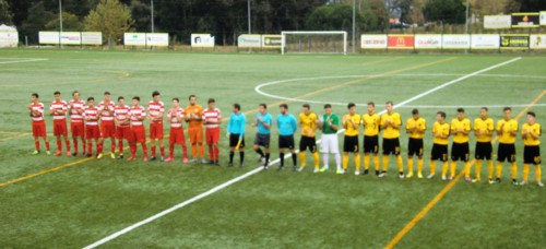 L . Lourosa FC 1 SC S João de Ver 0