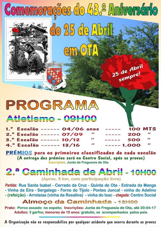 Progr 25ABR17 - Atletismo-Caminahda-Almoco.jpg