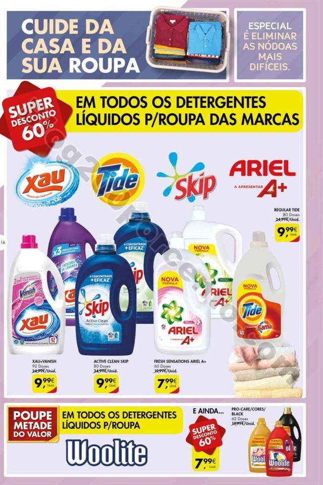 Antevisão Folheto PINGO DOCE Extra Higiene e limp