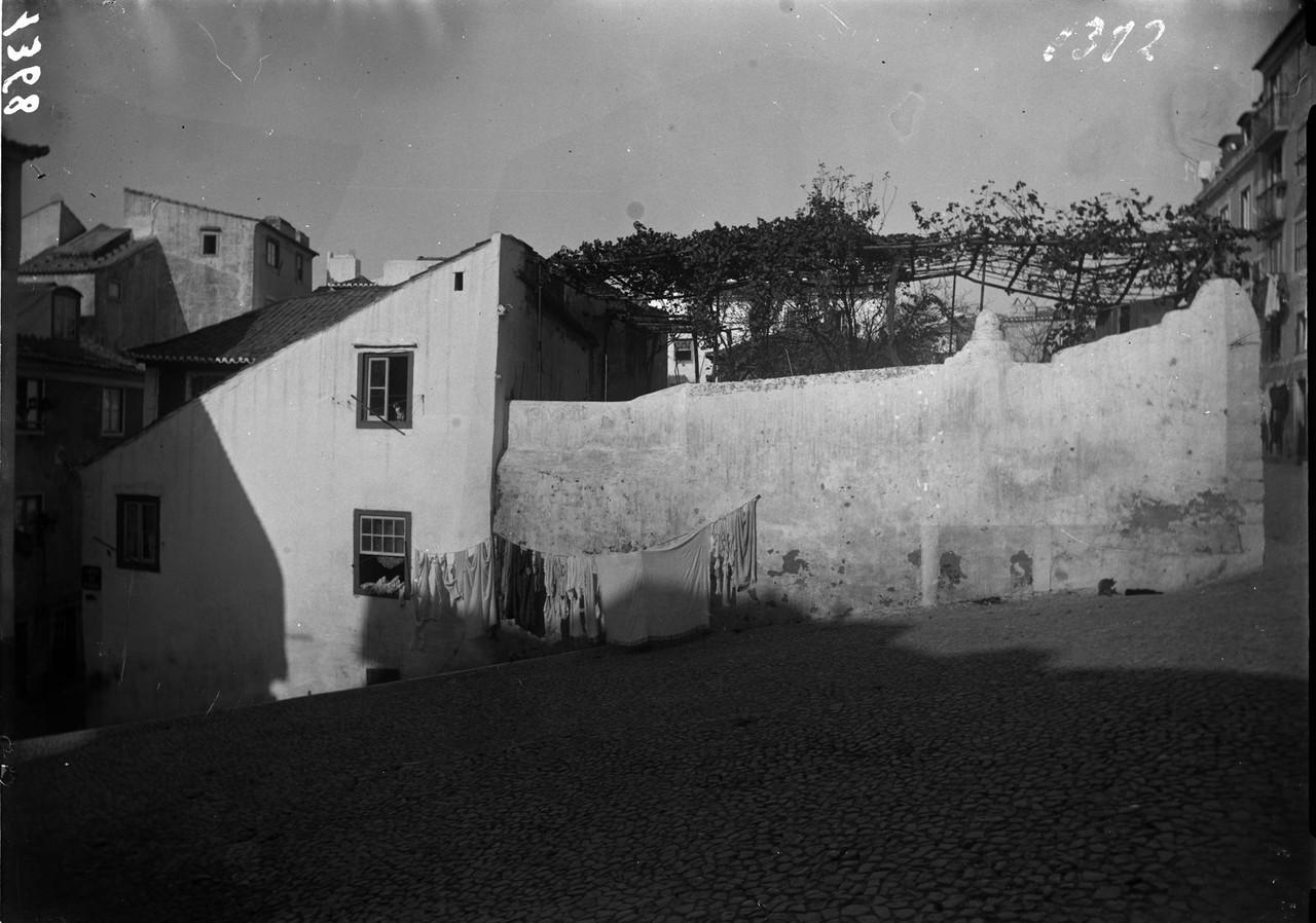 Largo da Achada, 1901, foto de Machado & Souza2.jp