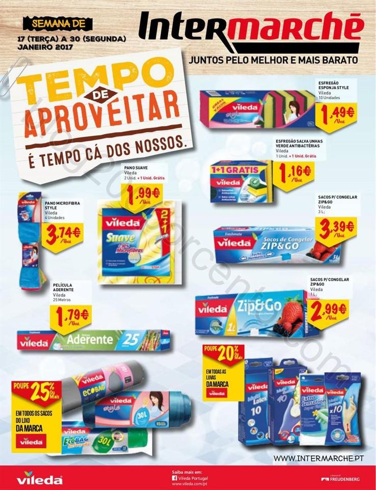 Antevisão Folheto INTERMARCHÉ Extra Promoções
