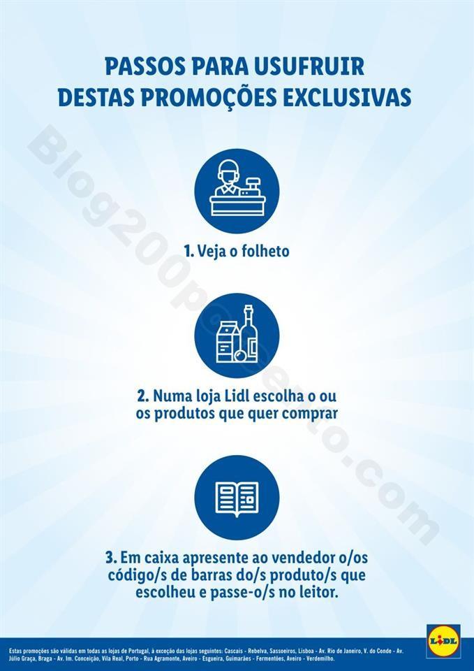 Antevisão Folheto LIDL Exclusivo Promoções de 2
